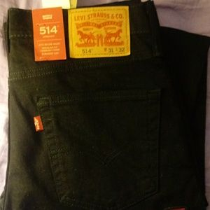 Brand new Mens Levi Jeans 31x32